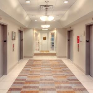 Elevator Lobby View 1